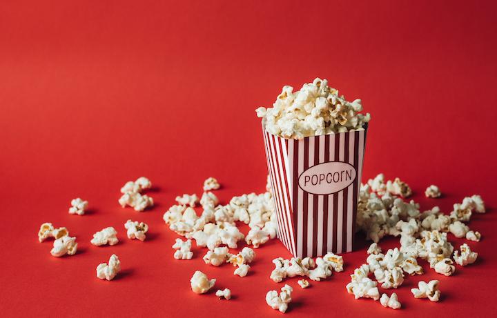 Netflix film og hygge